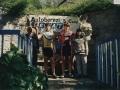 Uzarragako txirrindulari igoerako irabazleak