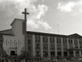 VISTA GENERAL DEL COLEGIO DE LOS PADRES SALESIANOS EN URNIETA. (Foto 2/2)