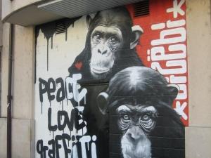 Beasaingo graffitia.