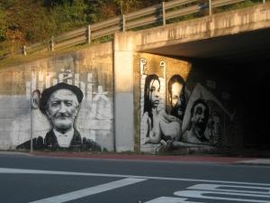 Beasaingo graffitia