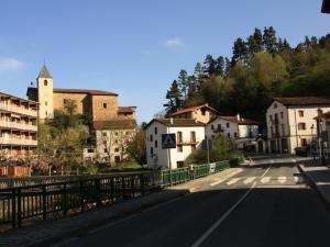 San Gregorioren ikuspegia.