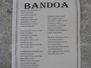Bandoa.