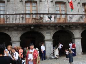 Herriko plaza.