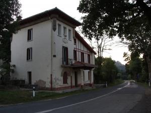 Foru Aldundiko eraikina.