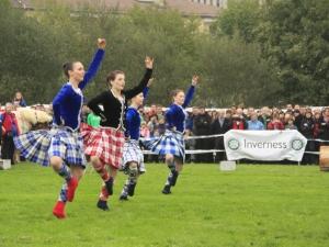Dantzari eskoziarrak