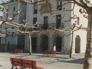 Herriko Udaletxea eta plaza