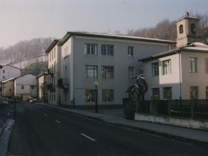 Santa Fe kaleko etxeak