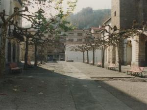 Zaldibiako plaza