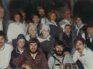 Dantzari taldea