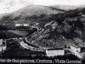 """Prov. de Guipuzcoa. Cestona. Vista General"""